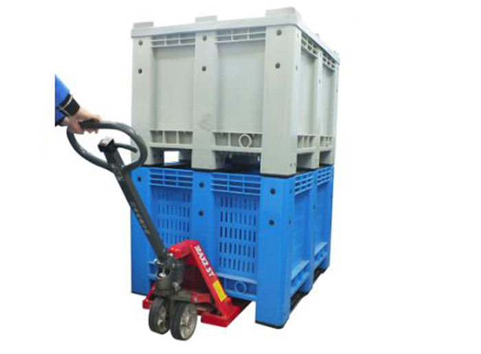 Characteristics and Advantages of Bulk Collapsible Containers