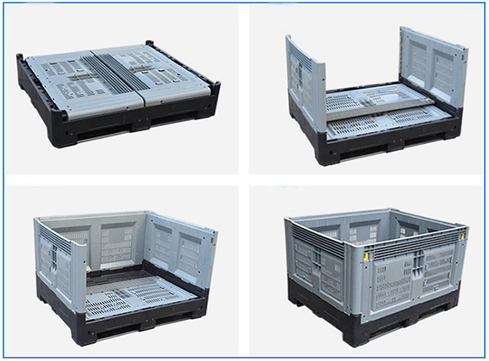 Knowledge of Bulk Collapsible Containers