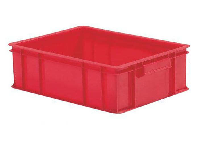 Which Parts of The Plastic Turnover Box are Easy to Be Damaged?
