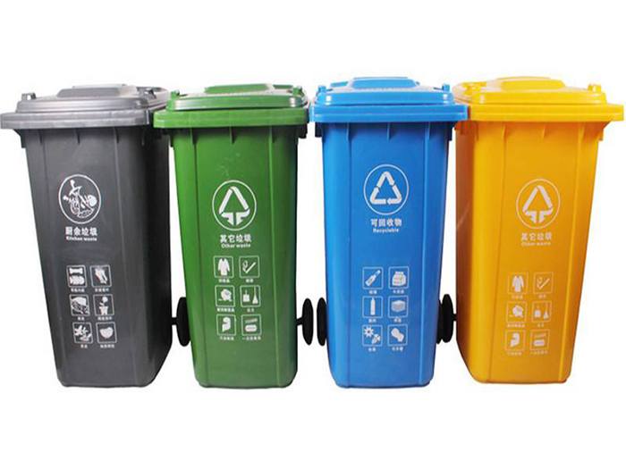 Advantages and Downsides of Covered Trash Can