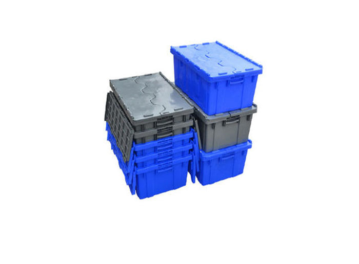 Introduction of Inclined Insert Plastic Turnover Box