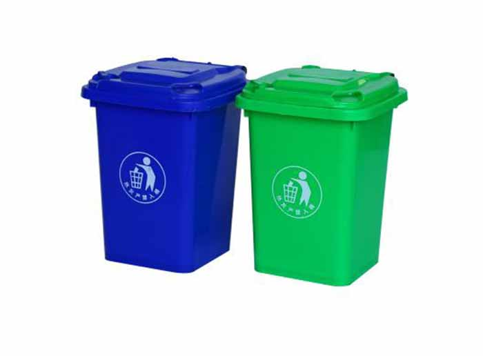 Production and Use Characteristics of Plastic Trash Can