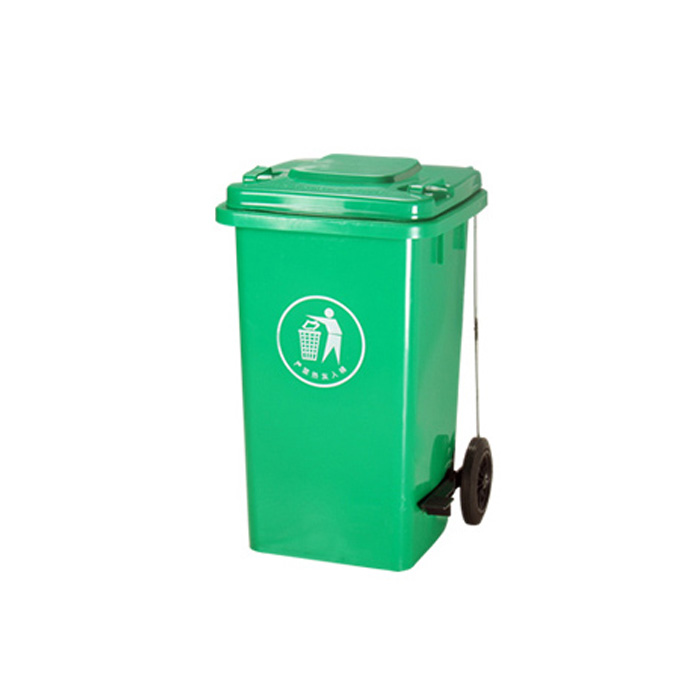 Plastic Recycling Outdoor Dustbin