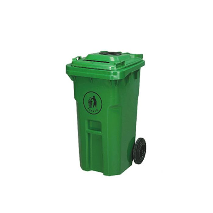 PVC Plastic Urban Waste Bin