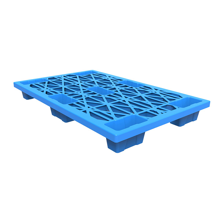 Euro Light-duty Recycled Plastic Single Pallet