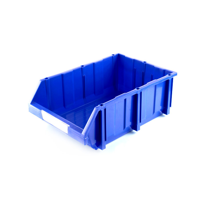 Medical Stacking and Hanging Plastic Stackable Bins
