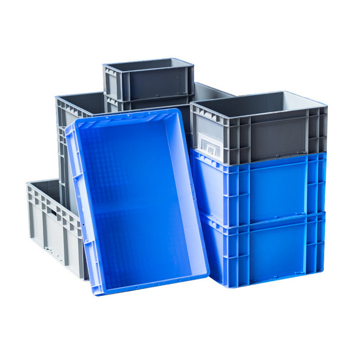Euro Stacking Boxes Plastic Storage Bins