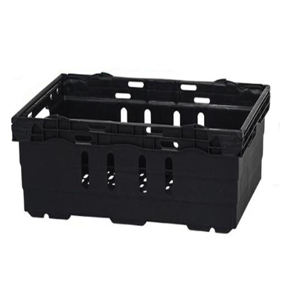 Fruit and Vegetable Portable Plastic Supermarket Basket