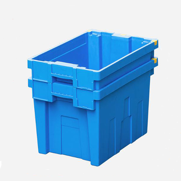 Reusable Attached Lid Container