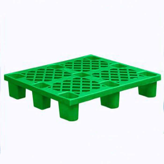 Plastic Tray with Nine Legs and Four Sides