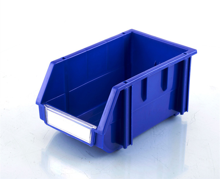 Deep Stackable Plastic Shelf Bins