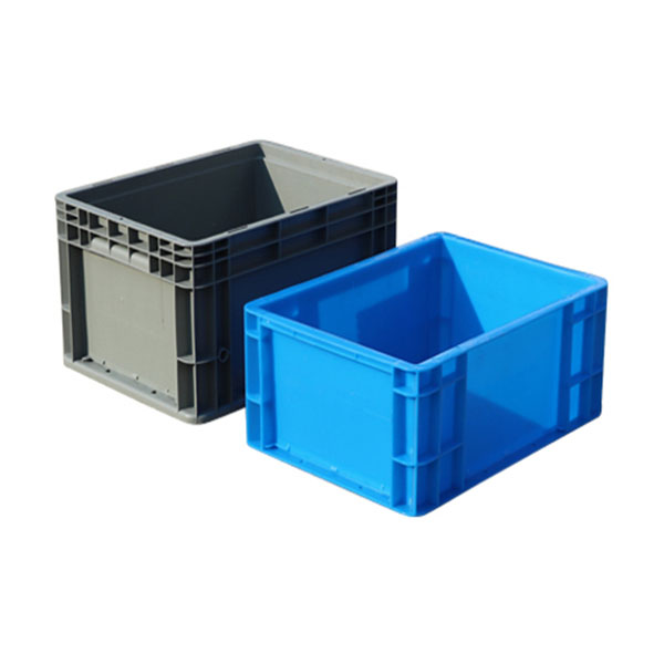 Rectangular Plastic Logistics Inclined Box