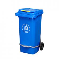 HDPE Plastic Waste and Recycling Container