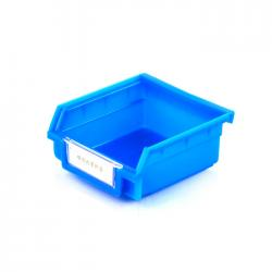 Tool Storage Nestable and Stackable Plastic Shelf Bins
