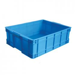 Nest and Stack Plastic Storage and Distribution Tote