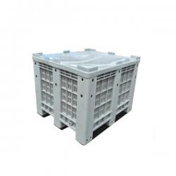 Bulk Collapsible Container for Auto Parts