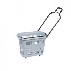 Cost-effective Food Single Handle Shopping Basket
