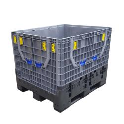Bulk Collapsible Container with Lid