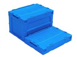 Collapsible Crates - Foldable Storage Boxes