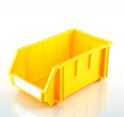 Deep Stackable Plastic Shelf Bins