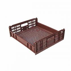 Thickened Plastic Bread Basket